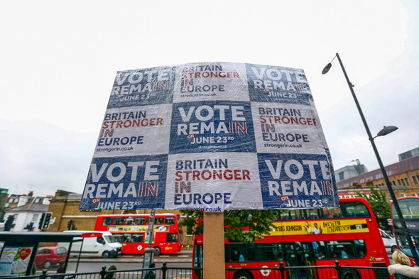 Фото: Chris Ratcliffe/Bloomberg