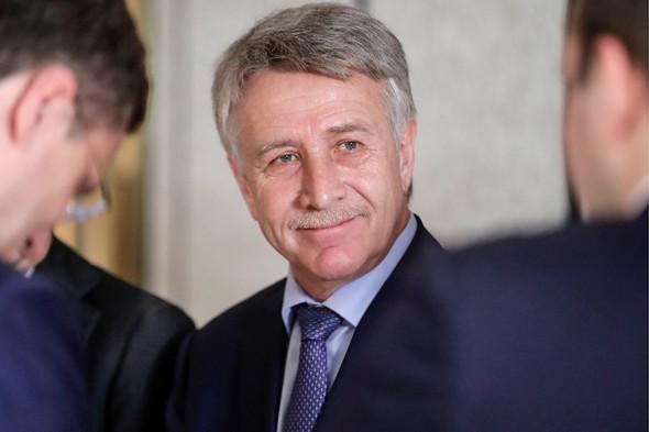 Леонид Михельсон, совладелец компании НОВАТЭК.