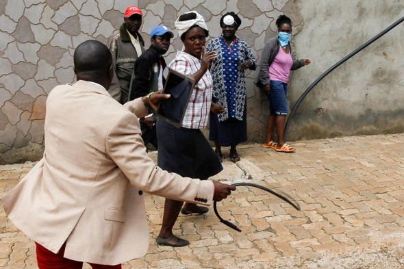 Фото: Njeri Mwangi / Reuters