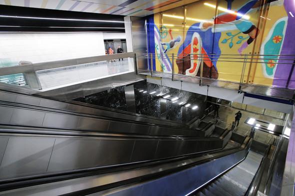 Станция «Шелепиха»
