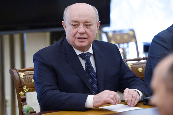Фото:Алексей Никольский/пресс-служба президента РФ/ТАСС