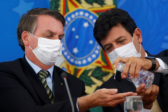 Фото: Adriano Machado / Reuters