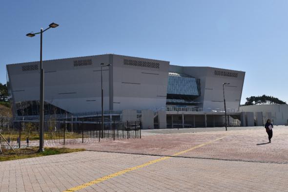 Союзный хоккейный центр