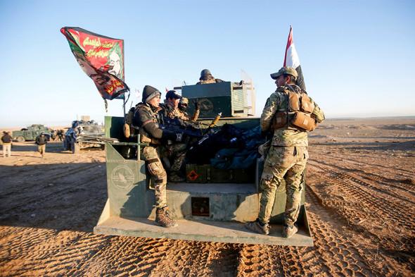 Фото:Khalid al Mousily / Reuters