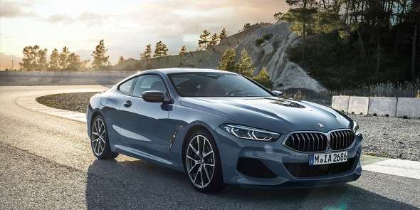 Старт производства нового BMW 8 Series Coupe