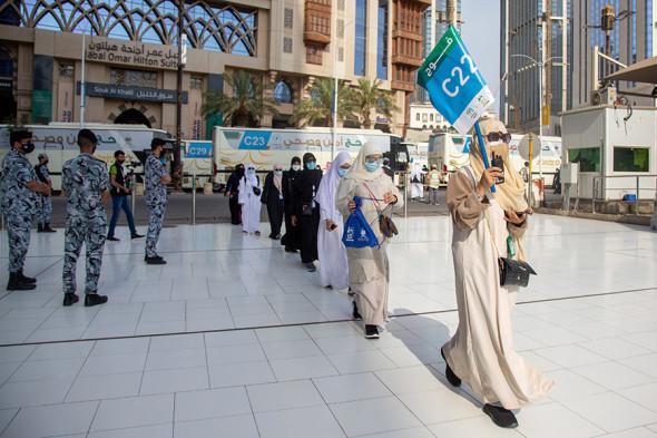 Фото:  Saudi Ministry of Media / Handout via Reuters