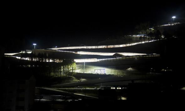 Центр санных видов спорта «Альпензия»