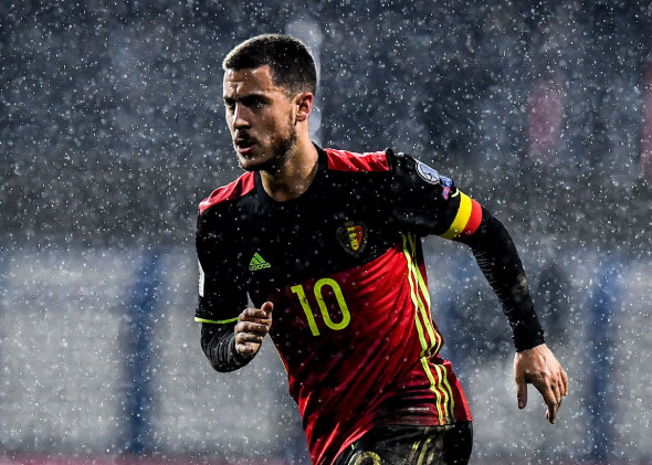Бельгия, 1-е место в группе H европейского турнира