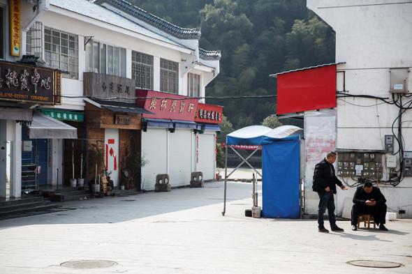 Храм Донглин на севере провинции Цзянси
