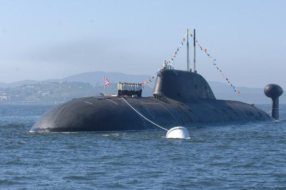 Корабль проекта 971 «Щука-Б»