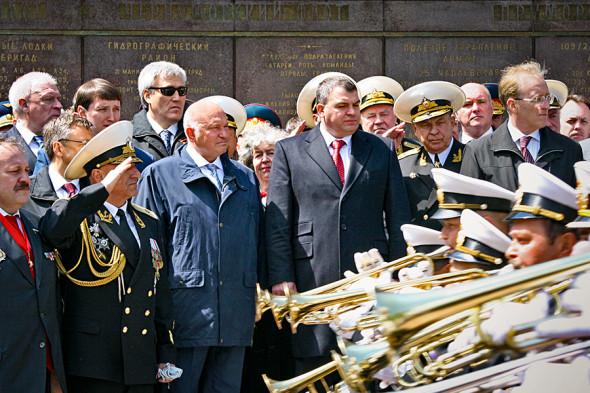 Празднование 225-летия Черноморского флота РФ в Севастополе