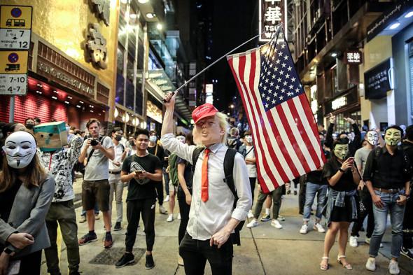 Фото:Kin Cheung / AP