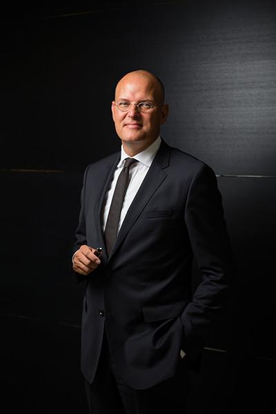 Йенс Хеннинг Кох, вице-президент Montblanc по маркетингу