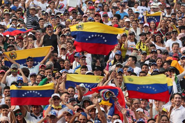Фото:Mauricio Duenas Castaneda / EPA / ТАСС