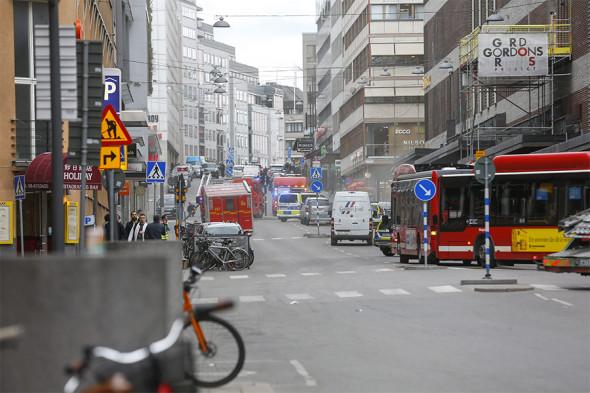 Фото:Aftonbladet / Global Look Press