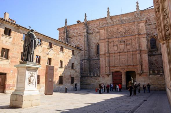 Фото:University of Salamanca