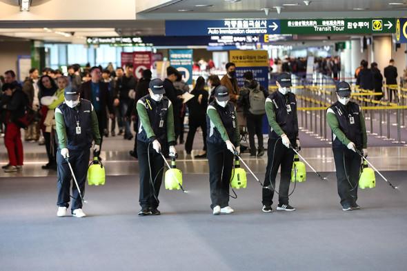 Фото:Yonhap South Korean / EPA / ТАСС