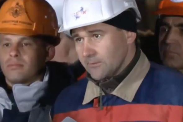 Фото:кадр из «Прямой линии с Владимиром Путиным»