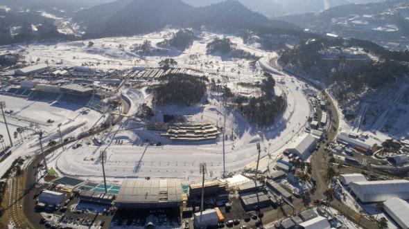 Лыжный центр «Альпензия»