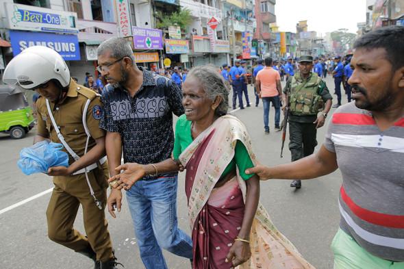 Фото:Eranga Jayawardena / AP