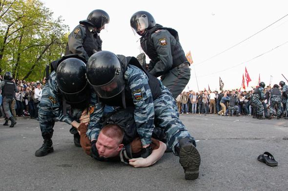 Фото:Михаил Воскресенский / Reuters