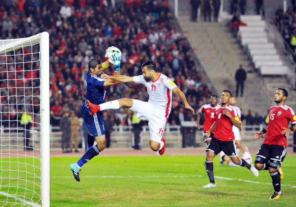 Тунис, 1-е место в группе А африканского турнира
