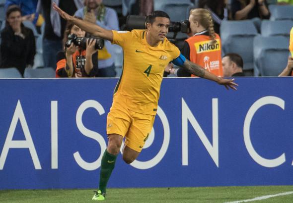 Австралия, победа в межконтинентальных стыковых матчах