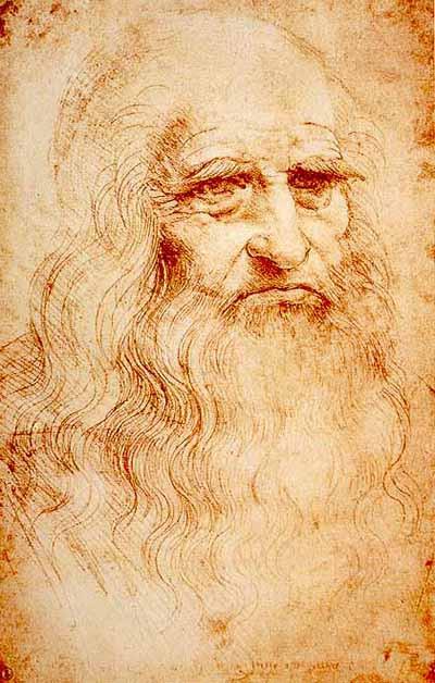 «Туринский автопортрет» Леонардо да Винчи
