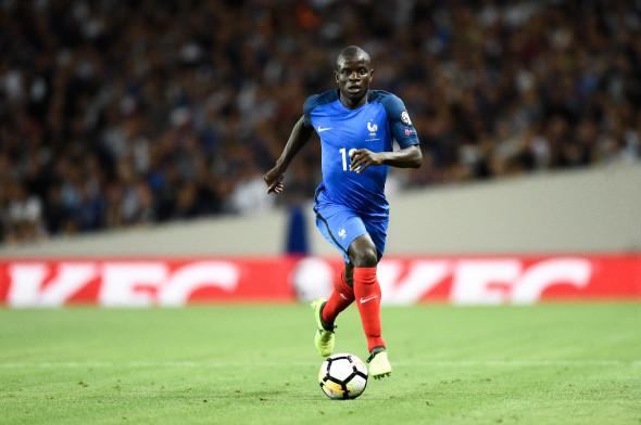 Франция, 1-е место в группе А европейского турнира