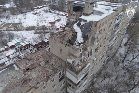 Взрыв газа в городе Шахты последние новости 16.01.2019