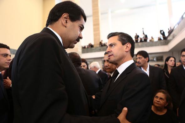 Фото:Miraflores Palace / Reuters