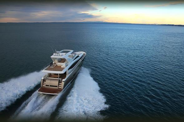 Фото: prestige-yachts.com