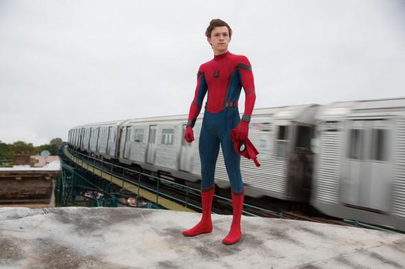 Фото:Кадр из фильма «Человек-паук: возвращение домой»