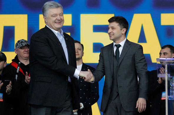 Фото: Сергей Долженко / EPA