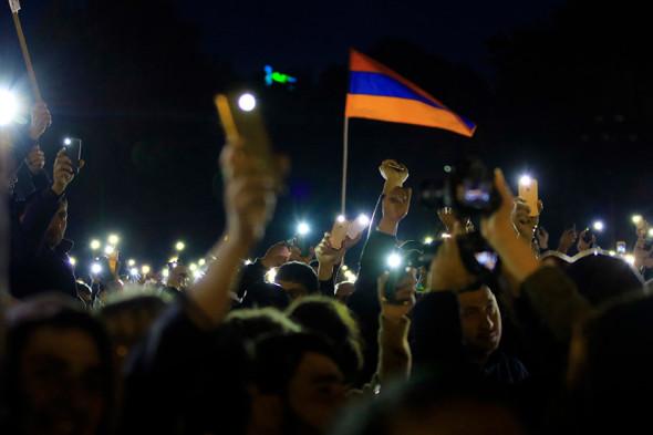 Фото:  Gevorg Ghazaryan / ZUMA / Global Look Press