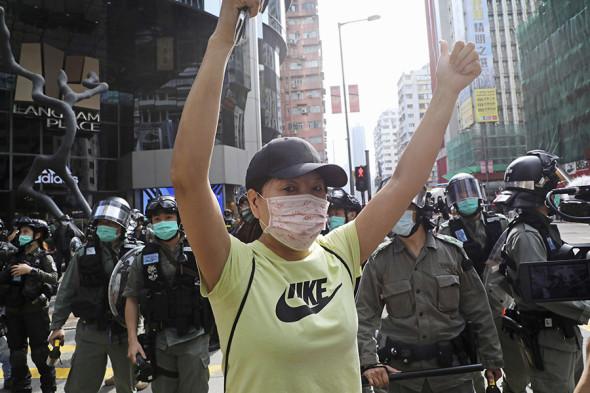 Фото: Kin Cheung / AP