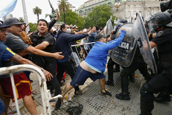 Фото:Marcos Brindicci / AP