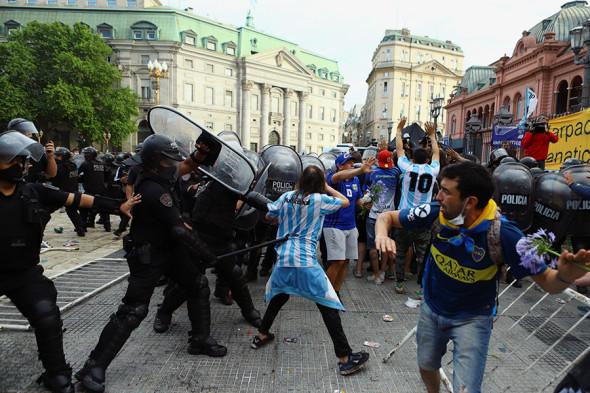 Фото:Matias Baglietto / Reuters