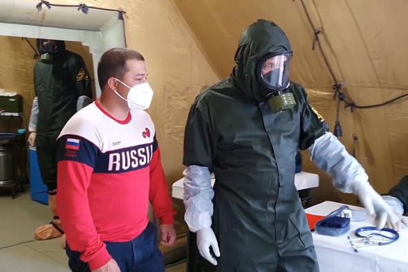 Фото: Минобороны России / РИА Новости
