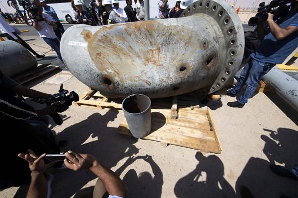 Фото:Faisal Al Nasser / Bloomberg