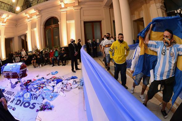 Фото:Juan Ignacio Roncoroni / EPA / ТАСС
