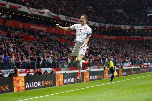 Польша, 1-е место в группе E европейского турнира