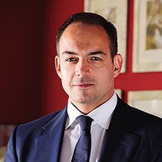 Милутин Джурич, коммерческий директор Carrera y Carrera