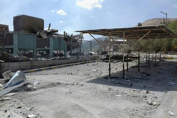 """У відповідь на удари коаліції сирійським режимом було випущено понад 40 ракет класу """"земля-повітря"""", - генерал США Маккензі - Цензор.НЕТ 4657"""