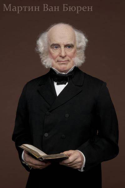 a biography of martin van buren the eighth president of the united states