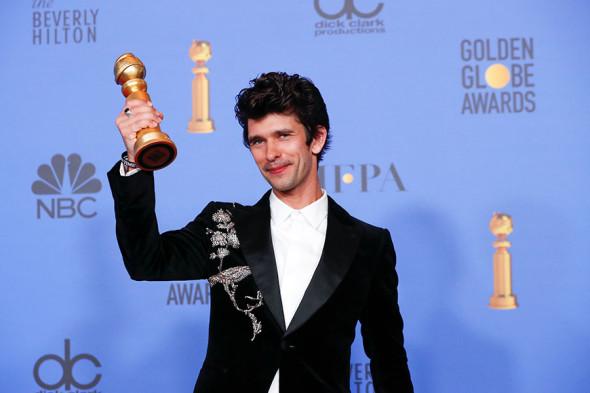 Золотой глобус премия 2019  Википедия