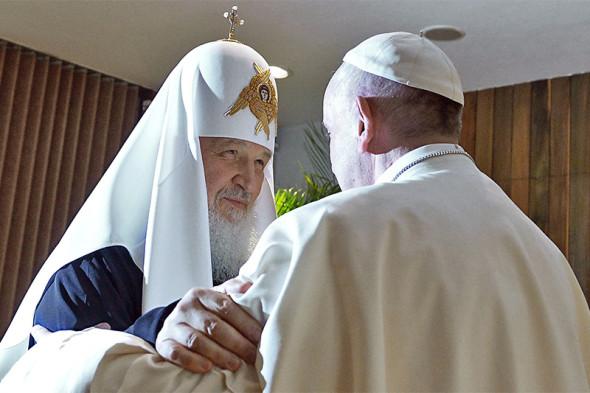 Фото:Пресс-служба патриархии РПЦ/ТАСС