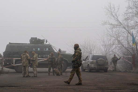 Фото: Евгений Малолетка / AP