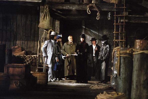 Кадр из фильма «Лига выдающихся джентльменов» 2003 года