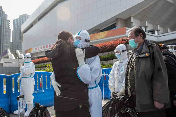 Фото:YFC China Out / EPA / ТАСС